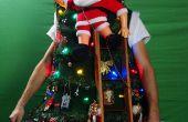 UGLY CHRISTMAS SWEATER DIY 2013 (kantelen van de Ladder)