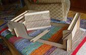 Laser-gesneden multiplex tabel-Loom
