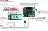 Snel, goedkoop en modulaire Lithium batterij lader systeem