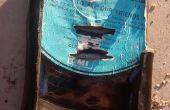 Custum passen Record telefoonhouder, of hoe een thermoplast brengen nieuwe vorm
