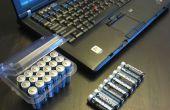Noodgevallen batterij pakket en bureaulamp
