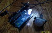 Snel en gemakkelijk Arduino nachtlampje