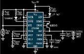 Hoe maak je een NiMH, NiCd accu lader Circuit
