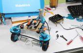 Hoe maak je een voertuig met drie wielen [robot chassis]