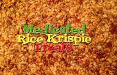 Medicinale Rice Krispies traktaties niet GGO & glutenvrij