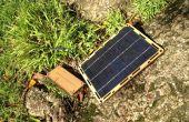 Monteren van een BootstrapSolar Chi-qoo Solar Battery Charger Kit