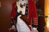 Hessische soldaat masker en accessoires