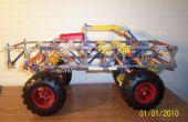Knex truck met motor