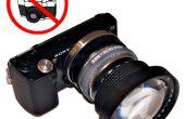 Met behulp van Kiev-10/Kiev-15 lenzen op digitale camera's