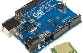 Arduino LoRa Sensor met InAir9B Radio