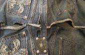 Hoe te resize uw jeans