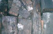 Maken van uw eigen houtskool (alias forfaitaire houtskool)