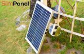 DIY Draagbare zonne-Powerbank (w / 110v verkooppunten & USB-poorten)