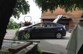 Het wijzigen van de olie en het oliefilter In een Toyota Prius