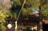 Christmas Lights Installer Pole