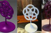 3D afgedrukt Cake-Topper