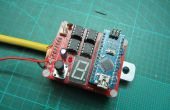 DIY Arduino batterij vlek-lasser
