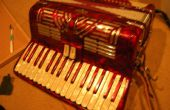 Hoe te repareren van een accordeon toetsenbord