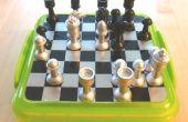 Magnetische reizen schaakbord