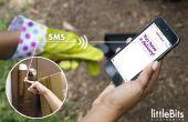 LittleBits SMS deurbel