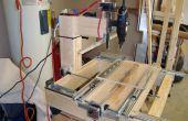 Bouwen aan een lade dia CNC machine voor onder $200!