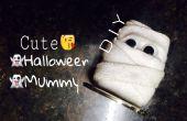 DIY leuke Halloween Mummies! (Van lege batterijen!!)