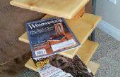Tijdschrift Stand van geborgen hout