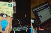 Motion geactiveerd Security Camera met behulp van Intel Edison