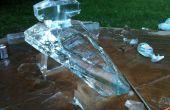 Star Destroyer ijs rodelen
