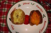 Hoe te bakken een aardappel