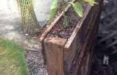 Double Sided Pallet tuin