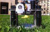 Elektrische baan wielen: Lateraal aangedreven Hub-minder Rollerblades