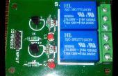 GSM gebaseerde Relais schakelen met behulp van de Arduino UNO