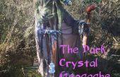 De donkere Crystal Geocache