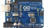 LED knippert met behulp van Arduino