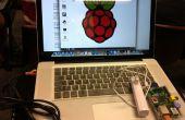 Verbinding maken met een RASPBERRY PI via VNC met behulp van MacOS