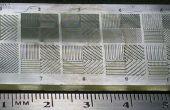 Ember Printer: Meten van horizontale resolutie