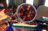 Micro Hadron Collider: Een miniatuur Model Particle Accelerator gemaakt van Trash