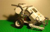Bouwen van een eenvoudige starter robot van LEGO