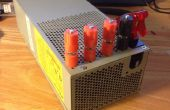 Top Power Supply Bench