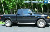 Hoe te vervangen door kabels van de achterklep op een 1993-2011 Ford Ranger