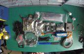Bouwen van een Mini Quadcopter voor £50 Racing