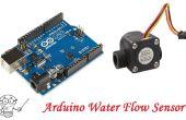 Arduino Water flowsensor