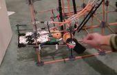 K'Nex bal machine (gebouwd door een 7 jaar oude) Coolcreation