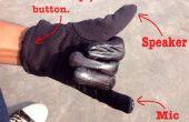 Bluetooth handschoen: Versie 3.0