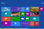 Hoe installeer ik Windows 8 vanaf een USB-stick