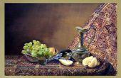 Hoe te combineren met aquarel en Gouache in miniatuur schilderen?