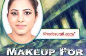 Make-up voor regenachtige dag