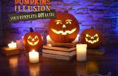 Zingen Pumpkins illusie DIY guide