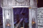 Halloween Mausoleum van piepschuim